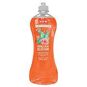 H-E-B Limited Edition Prickly Pear Blossom Dishwashing Liquid Soap