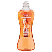 H-E-B Limited Edition Ultra Concentrated Peach Bellini Dish Soap