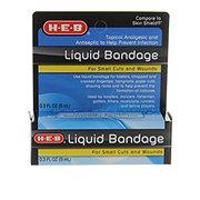 H-E-B Liquid Bandage