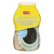 H-E-B Liquid Sweetener Made with Sucralose