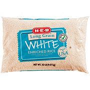 H-E-B Long Grain White Rice