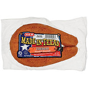 H-E-B Longhorn Cheddar Cheese Smoked Sausage