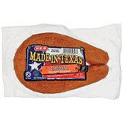 H-E-B Longhorn Cheddar Cheese Smoked Sausage