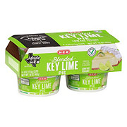 H-E-B Low Fat Blended Key Lime Pie Yogurt
