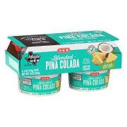 H-E-B Lowfat Blended Pina Colada Yogurt