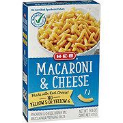 H-E-B Macaroni & Cheese