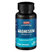 H-E-B Magnesium 250 mg Tablets