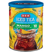H-E-B Mango Iced Tea Mix