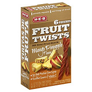 H-E-B Mango Pineapple Fruit Twists