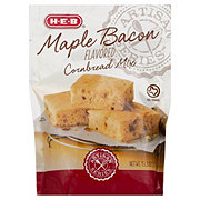 H-E-B Maple Bacon Cornbread Mix