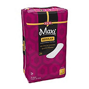 H-E-B Maxi Regular Pads