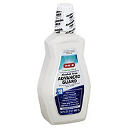 H-E-B Maximum Strength Advanced Guard Intense Mint Oral Rinse