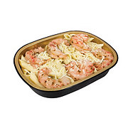 H-E-B Meal Simple Alfredo Pasta And Shrimp Bake