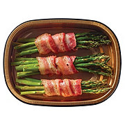 H-E-B Meal Simple Bacon Wrapped Asparagus