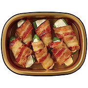 H-E-B Meal Simple Bacon Wrapped Jalapeno Poppers