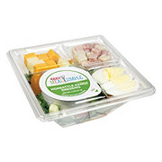 H-E-B Meal Simple Chef Salad with Homestyle Ranch Dressing