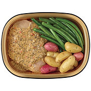H-E-B Meal Simple Chicken Breast ,Chipotle Lime Marinade, Potatoes & Green Beans