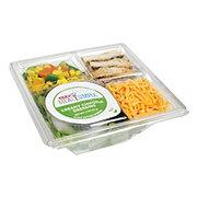 H-E-B Meal Simple Chicken Fajita Salad with Creamy Chipotle Dressing