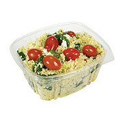 H-E-B Meal Simple Couscous with Tomato, Spinach and Feta