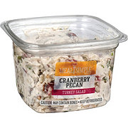 H-E-B Meal Simple Cranberry Pecan Turkey Salad