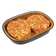 H-E-B Meal Simple Hatch Salmon Burgers