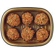 H-E-B Meal Simple Italian Stuffed Mushrooms