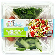 H-E-B Meal Simple Mediterranean Pasta Salad
