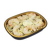 H-E-B Meal Simple Pesto Pasta and Shrimp Bake