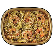 H-E-B Meal Simple Pesto Pasta and Shrimp Bake