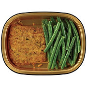 H-E-B Meal Simple Potato and Cheddar Cod with Green Beans