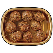 H-E-B Meal Simple Prime Beef and Pork Italian Style Meatballs
