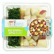 H-E-B Meal Simple Red Quinoa Apple Blend