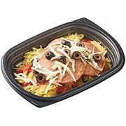 H-E-B Meal Simple Roasted Spaghetti Squash with Diced Pepperoni