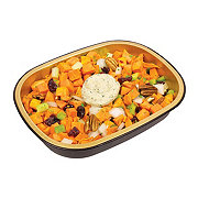 H-E-B Meal Simple Roasted Sweet Potato Hash with Sage Brown Butter