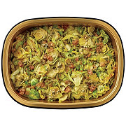 H-E-B Meal Simple Shaved Brussels Sprouts & Bacon