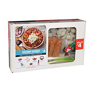 H-E-B Meal Simple Shrimp Gumbo Meal Kit