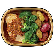H-E-B Meal Simple Southwest Chicken Breast with Potato and Broccoli