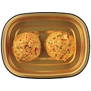 H-E-B Meal Simple Spicy Maryland Crab Cakes