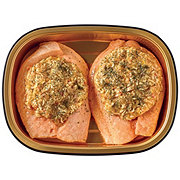 H-E-B Meal Simple Stuffed Atlantic Salmon
