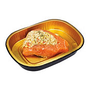 H-E-B Meal Simple Stuffed Atlantic Salmon Original