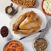 H-E-B Meal Simple Whole Oven Roasted Turkey Meal