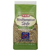 H-E-B Mediterranean Style Lentils