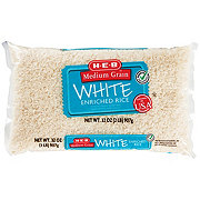 H-E-B Medium Grain White Rice