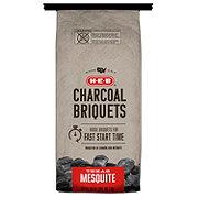 H-E-B Mesquite Charcoal Briquets
