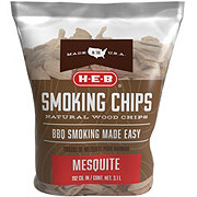 H-E-B Mesquite Smoking Chips