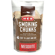 H-E-B Mesquite Wood Chunks