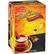 H-E-B Mexican Style Hot Cocoa Single Serve Cups