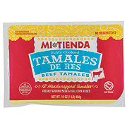 H-E-B Mi Tienda Fully Cooked Beef Tamales
