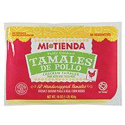 H-E-B Mi Tienda Fully Cooked Chicken Tamales