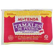 H-E-B Mi Tienda Fully Cooked Pork Tamales